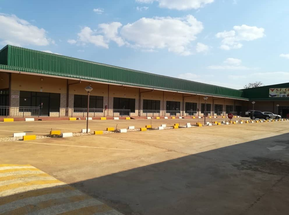 Shops For Rent At Liberty Mall Chipata Real Estate